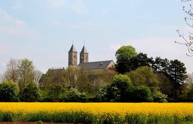 Limburg, Church, Spire, City, Sint Odiliënberg