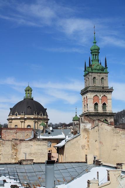 Architecture, Travel, Church, Megalopolis, Sky