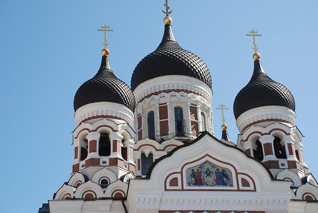 Estonia, Tallinn, Church
