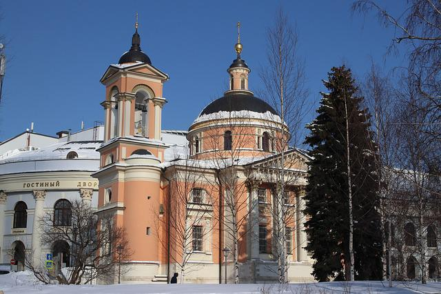 Architecture, Church, Old, Building, Travel, Religion