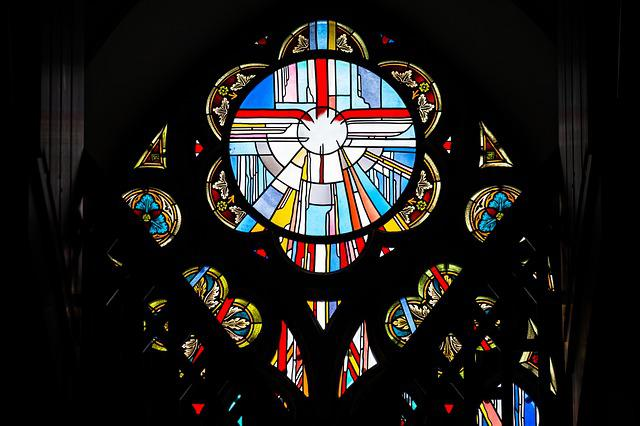 Church Window, Window, Stained Glass, Glass