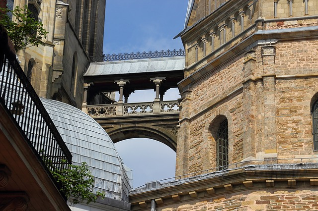 Aachen, Dom, Aachen Cathedral, Church, World Heritage