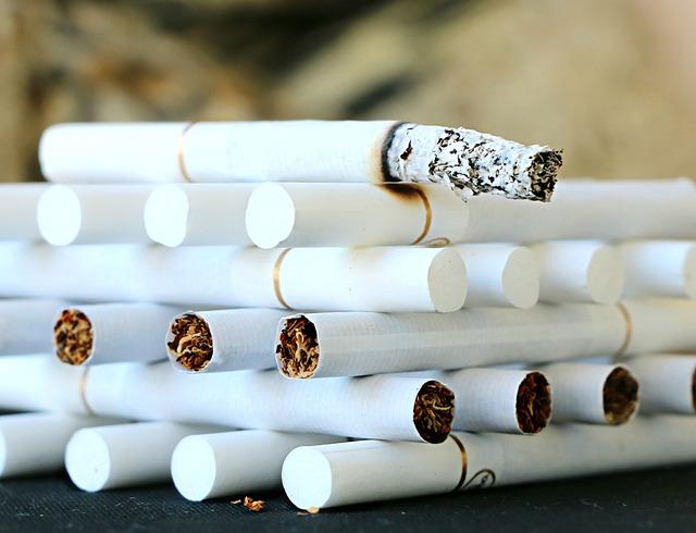 Cigarette, Smoking, Ash, Tobacco