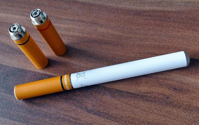 Electronic, Cigarette, E-cigarette, Nicotine, Vapor