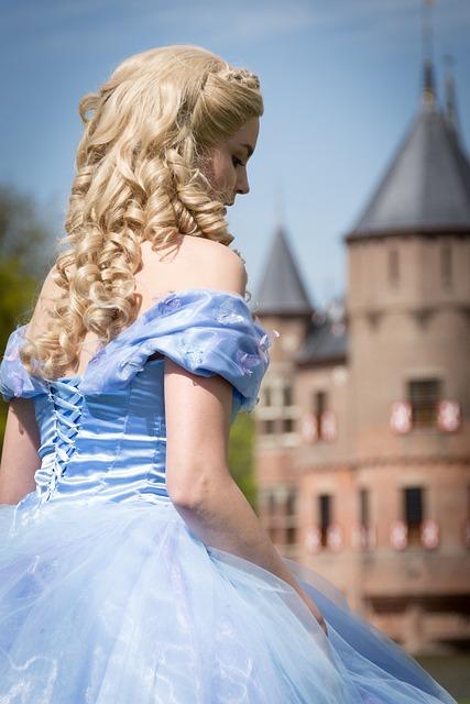 Fairy Tale, Model, Cinderella, Fantasy, Mysterious