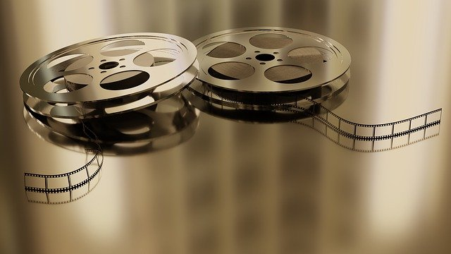 Film, Film Roll, Filmstrip, Analog, Cinema, Vintage