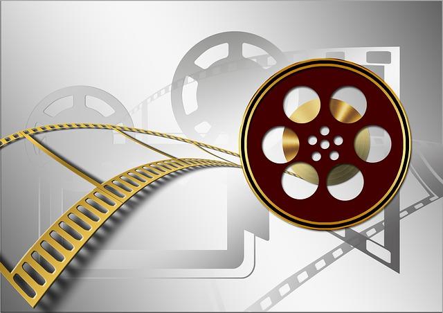 Video, Projector, Film Roll, Movie Projector, Cinema