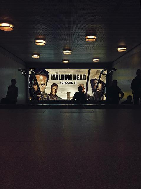 Cinema, Film, Movie, Theater, Walking Dead, Tv