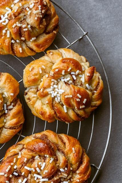 Kanelbullar, Sweden, Pastry, Brioche, Cinnamon, Dessert