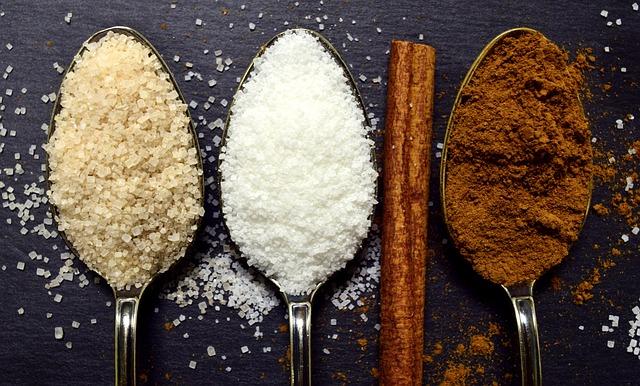 Sugar, Cinnamon, Cinnamon Sugar, Sweet, Delicious