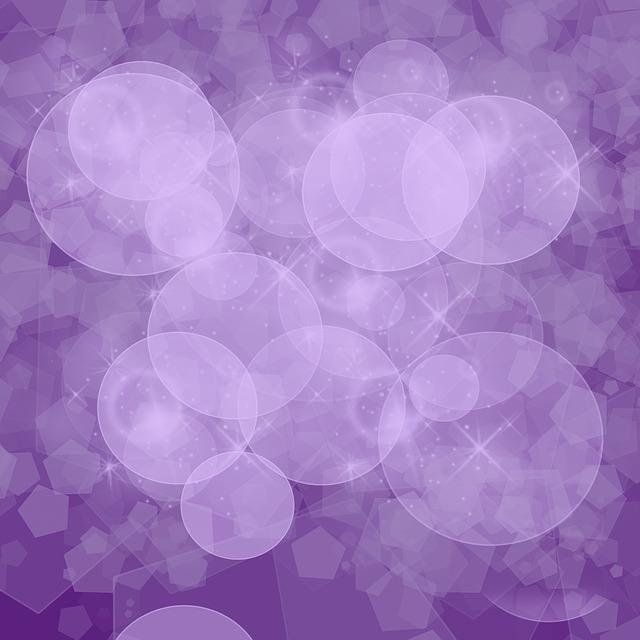 Circles, Pentacles, Purple, Backgrounds