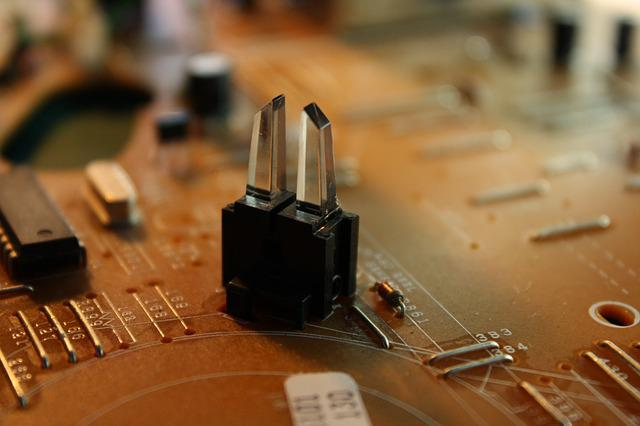 Technical, Circuit Board, Electronics, Old, Recycling