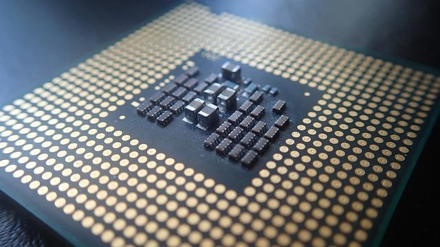 Cpu, Processor, Computer, Chip, Pc, Hardware, Circuit