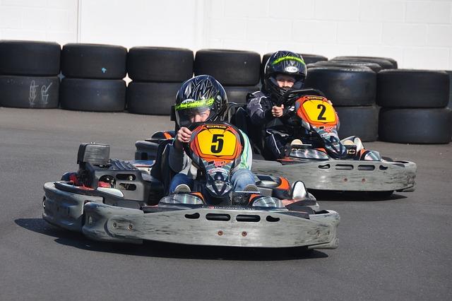 Karting, Circuit, Kart Track, Kart