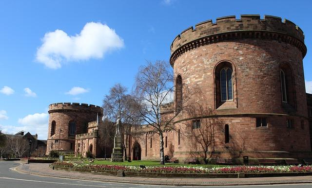 Carlisle, Citadel, Cumbria