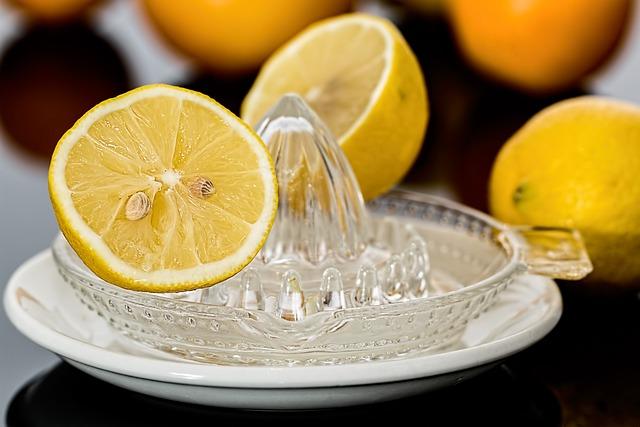 Lemon Squeezer, Lemon Juice, Citrus, Citric Acid