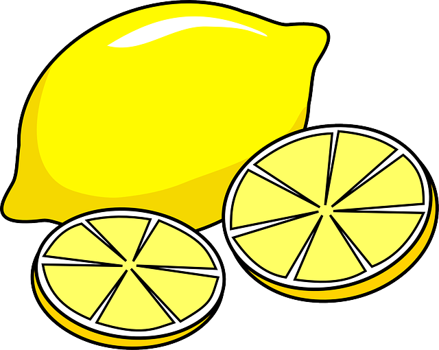 Lemon, Juicy, Slices, Yellow, Citrus, Citrus Fruit