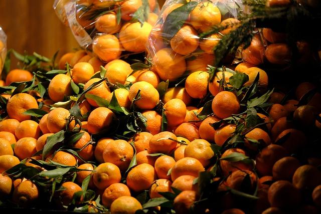 Oranges, Grapefruit, Lemons, Citrus Fruit, Fruit