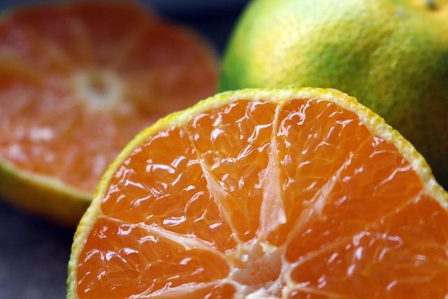 Green Tangerine, Citrus Fruit, Tangerines, Eat, Fruit