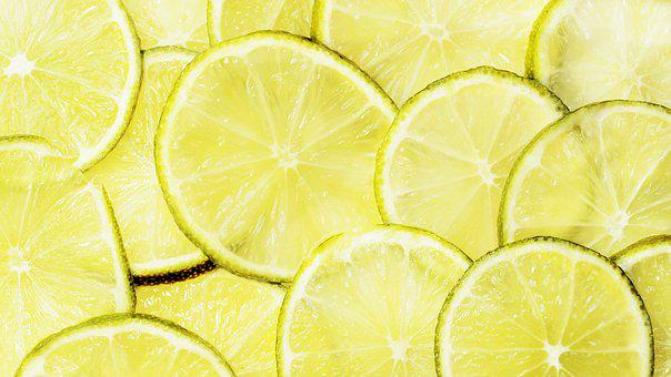 Lime, Lime Slices, Citrus Fruit, Citrus Fruit Slices