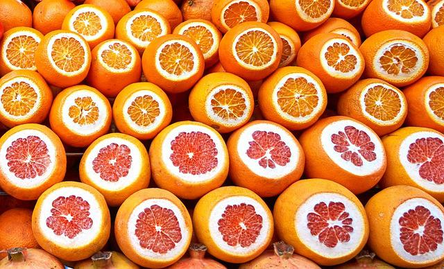 Oranges, Orange, Grapefruit, Citrus Fruits, Fruit
