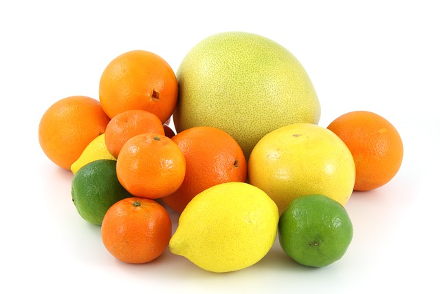 Fruit, Food, Citrus, Pomelo, Grapefruit, Orange, Lemon