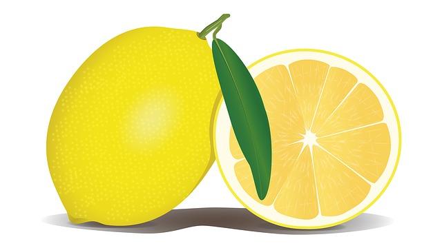 Lemon, Fruit, Yellow, Citrus, Vitamin