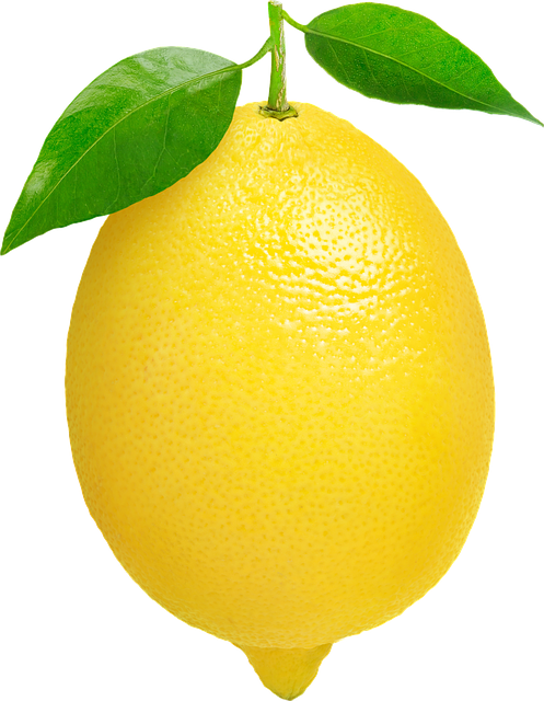Lemon, Yellow, Citrus