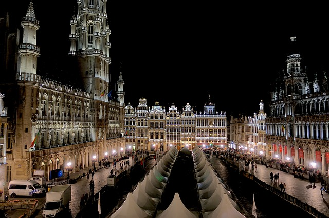 Brussels, Grand Place, Travel, Architecture, City