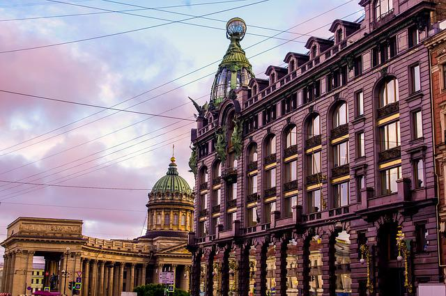 Architecture, City, Travel, Old, Building