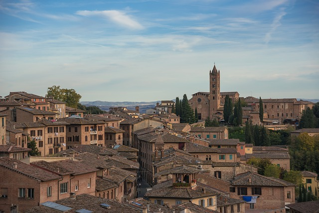 Architecture, City, Panorama, Old, Travel, Homes