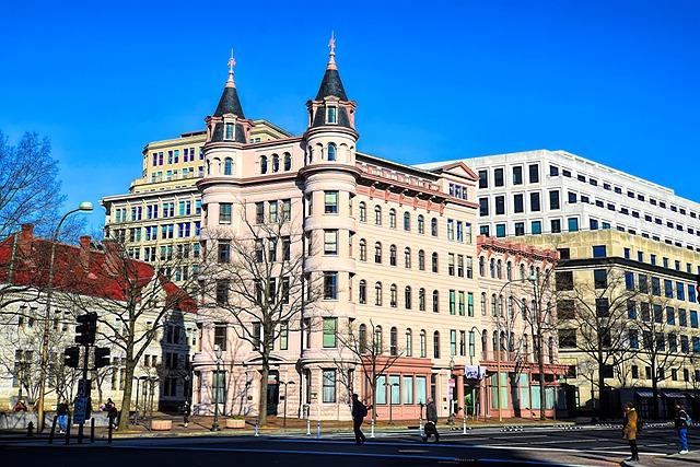 Architecture, City, Travel, Building, Tourism, Historic