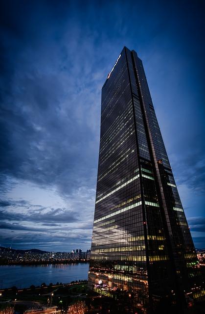 Building, Architecture, City, Skyscraper, Tall Building