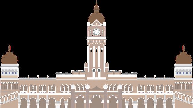British, Building, City, Clock, Colonial, Empire