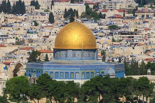 Jerusalem, City, Kubbetu's Sahara, Cami, Religion