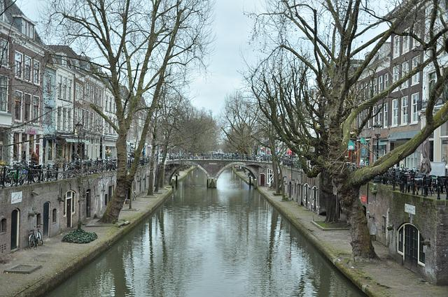 Amsterdam, Canal, City, Netherlands, Travel, Street