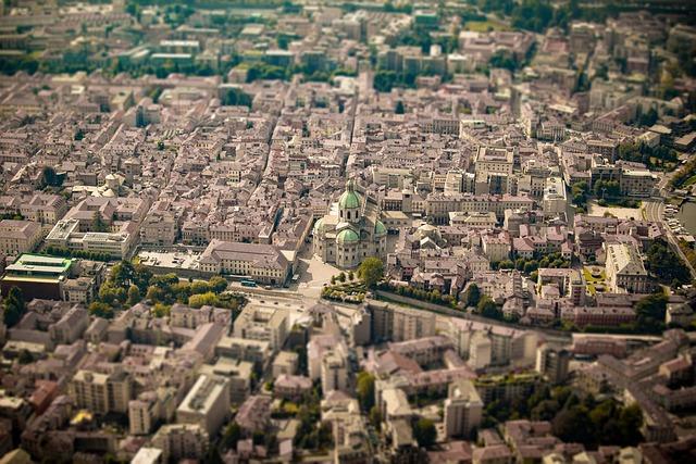 Como, Lake Como, Italy, Old Town, City, Church, Dom