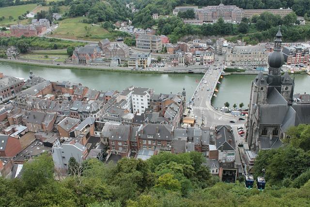 Dinant, City, Belgium