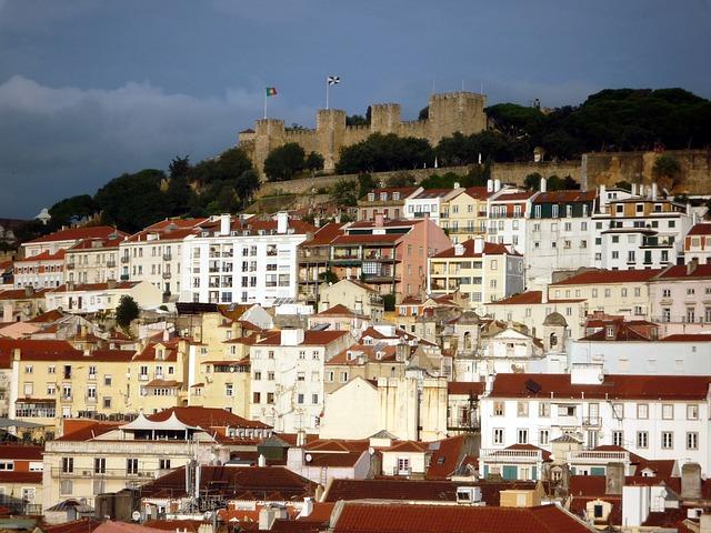 Lisbon, Portugal, Architecture, Lisboa, Europe, City