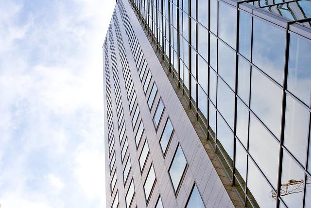 Building, Company, High Rise, Skyscraper, City