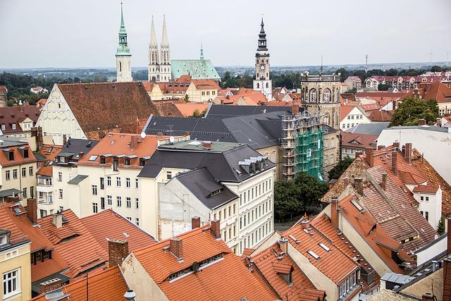 Görlitz, City, Homes