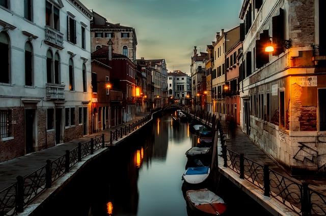 Venice, Italy, City, Urban, Travel, Vacation, Holiday