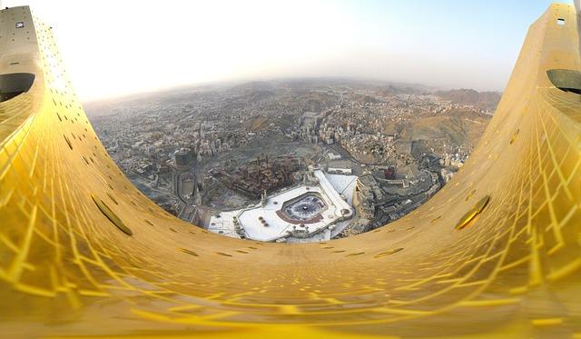 Saudi Arabia, Landscape, Makkah, City, Cities, Urban