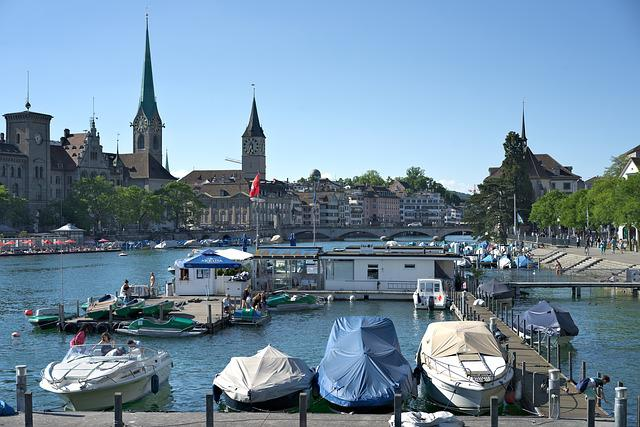 Zurich, City, Marina