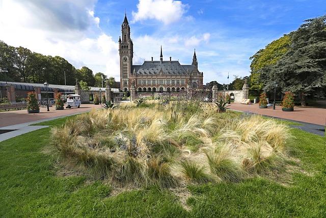 Netherlands, The Hague, City