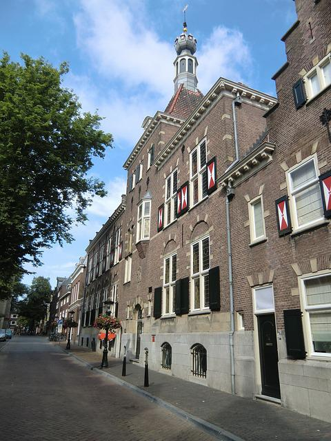 Utrecht, City, Architecture, Street, Town, Europe, Old