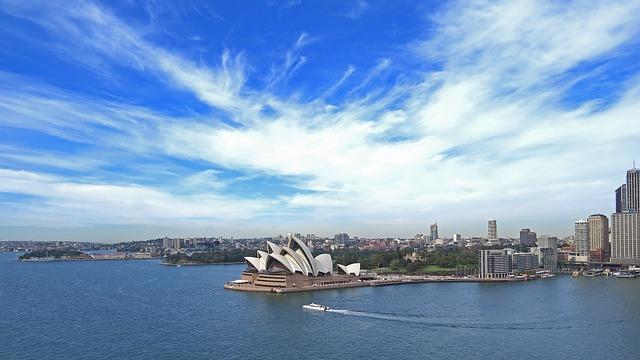 Sydney, Opera, City