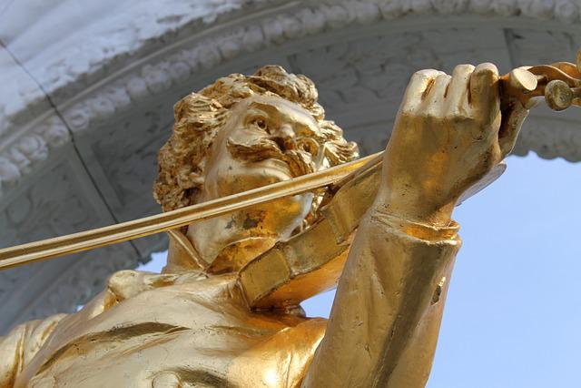 Johann Strauss, Vienna, City Park, Stadtpark Vienna