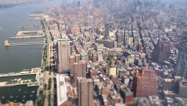 New York, City, Sightseeing, Skyscraper, Metropolis