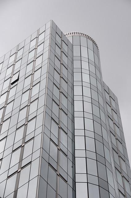 Architecture, Skyscraper, Office, Glassware, City